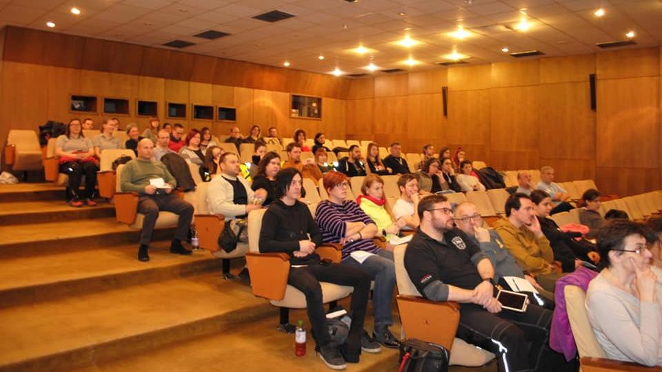 Mentőkutya-vezetői szeminárium, Pécel, 2020