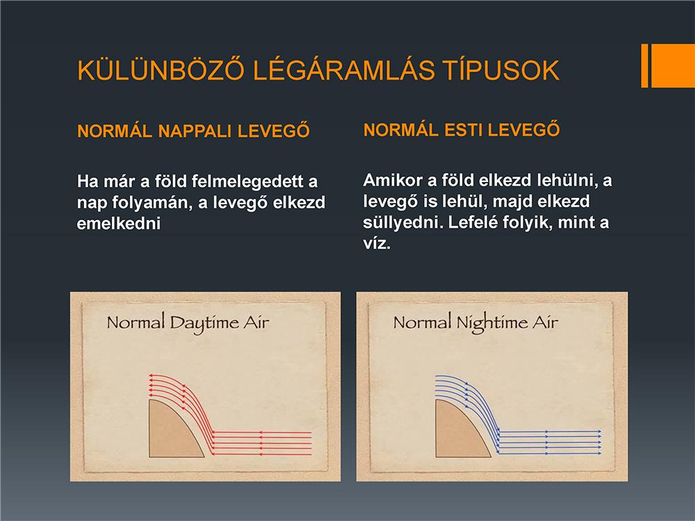 A szagok tulajdonságai és terjedése - Előadás